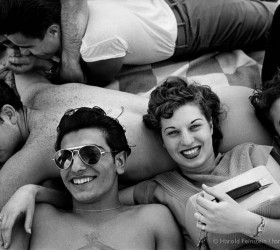 Coney Island Teenagers, 1949
