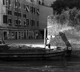 Rio della Misericordia Venice, Veneto, Italy